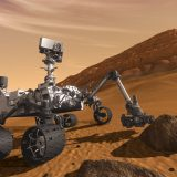 Temporary, Ten-fold increase in Methane Detected by Curiosity