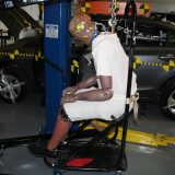 New Obese Crash Test Dummies Being Developed