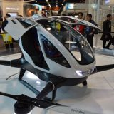 Drones, Autonomous Vehicles, and Transport as a Service Ideas Unveiled at CES