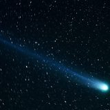 Did Life on Earth Begin in Comet Craters?