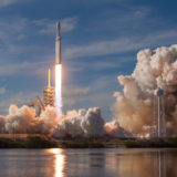 SpaceX Falcon Heavy, NASA Technology Missions Launch into space!