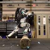Meet 'The Parkour Robot'